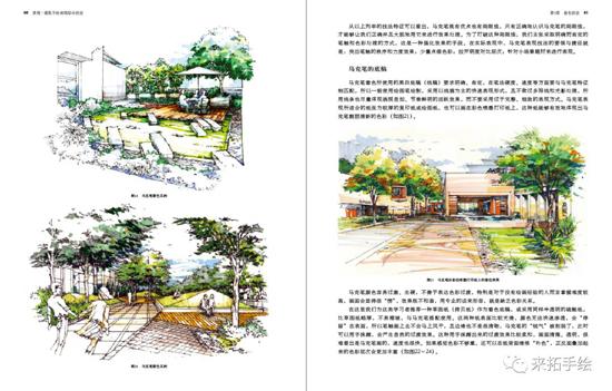 新书《景观·建筑手绘表现综合技法》上市